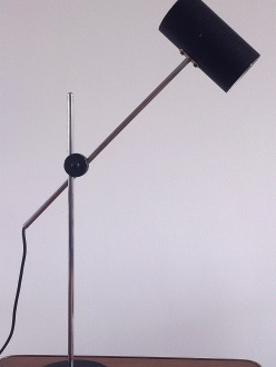 French desk lamp 1970's