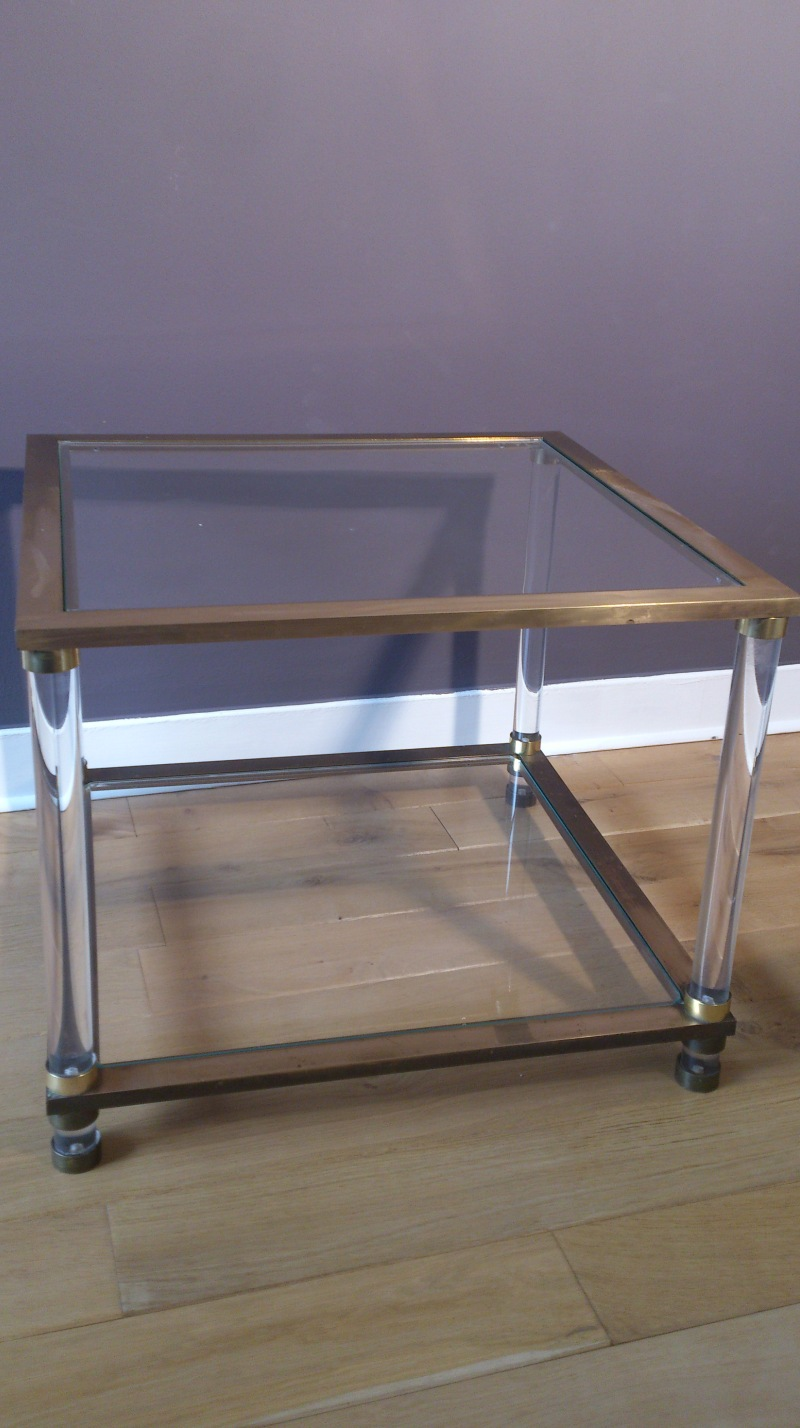 Elegant Maison Baguès side table