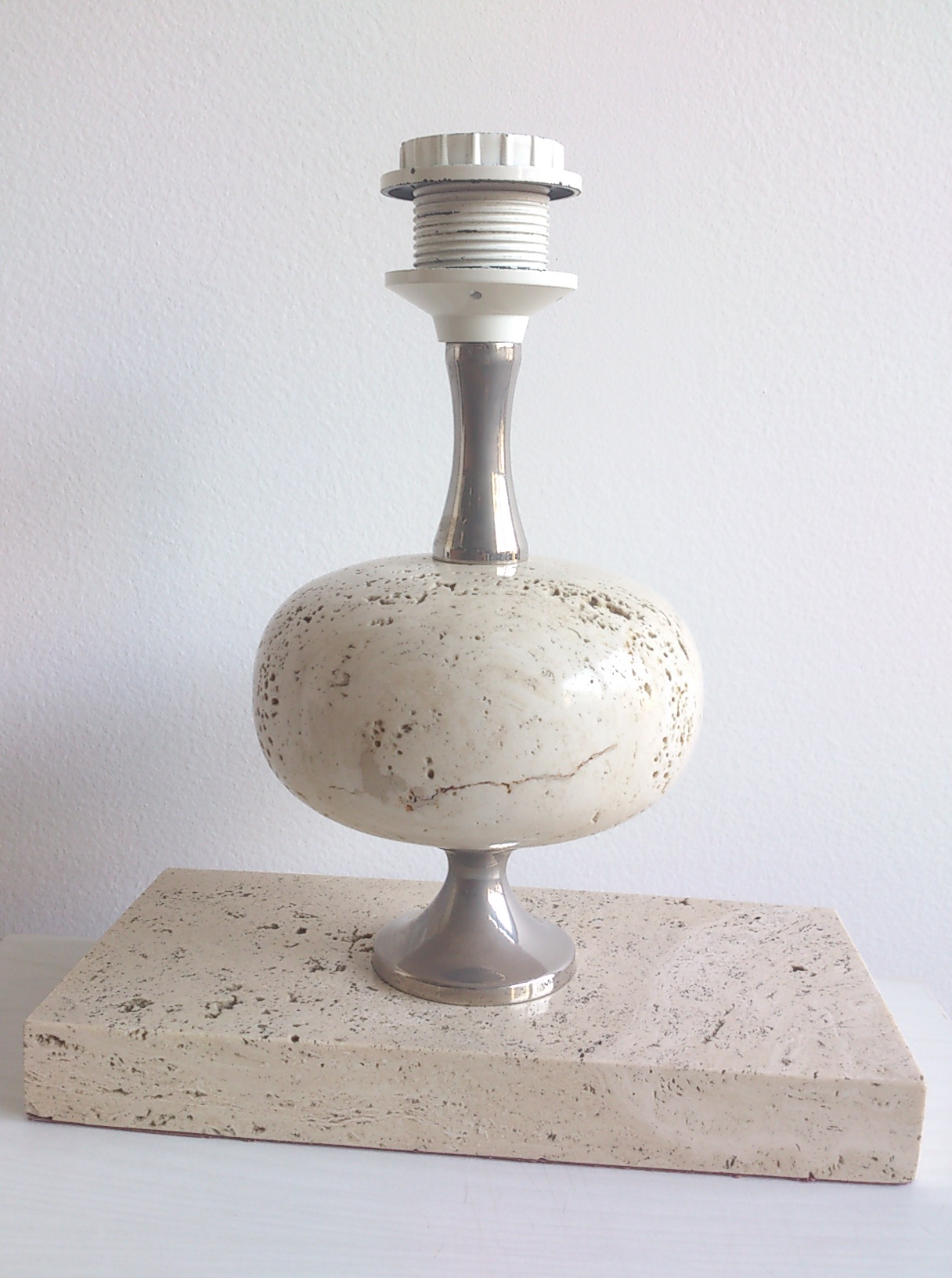 Unusual Lamp Bases Great Uquot Lotus Lamp Part With