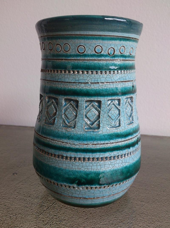 petite Bitossi vase - Italy 1960's